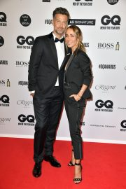 Annemarie Carpendale at the 2019 GQ Men of the Year Awards in Berlin 2019/11/07 24