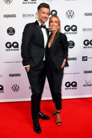 Annemarie Carpendale at the 2019 GQ Men of the Year Awards in Berlin 2019/11/07 25