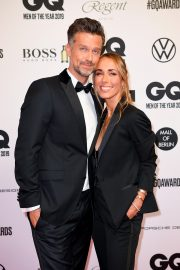 Annemarie Carpendale at the 2019 GQ Men of the Year Awards in Berlin 2019/11/07 26
