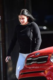 Ariel Winter arrives business meeting out in Los Angeles 2019/11/05 5