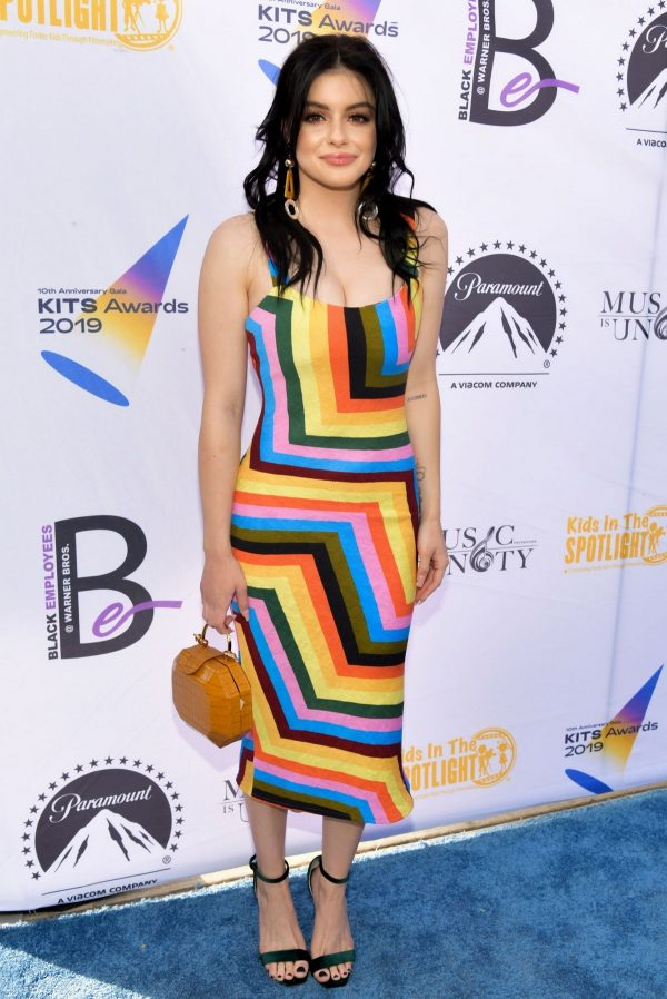 Ariel Winter attends 2019 Kids In The Spotlight Awards in Los Angeles 2019/11/02 1