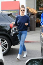 Ashley Greene with a friend goes shopping for groceries in Beverly Hills 2019/11/26 3