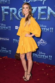 Audrina Patridge attends Premiere of Disney's ''Frozen 2'' at Dolby Theater in Hollywood 2019/11/07 3