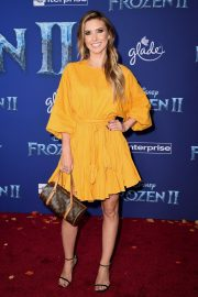 Audrina Patridge attends Premiere of Disney's ''Frozen 2'' at Dolby Theater in Hollywood 2019/11/07 4