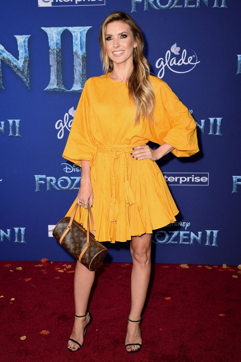 Audrina Patridge attends Premiere of Disney's ''Frozen 2'' at Dolby Theater in Hollywood 2019/11/07 5