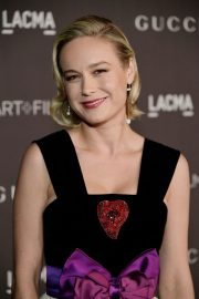 Brie Larson attends ACMA Art + Film Gala Honoring Betye Saar And Alfonso Cuaron Presented By Gucci 2019/11/02 1