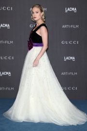 Brie Larson attends ACMA Art + Film Gala Honoring Betye Saar And Alfonso Cuaron Presented By Gucci 2019/11/02 7