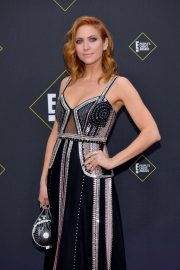 Brittany Snow arrives 2019 E! People's Choice Awards at the Barker Hangar in Santa Monica 2019/11/10 10