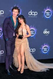 Camila Cabello and Shawn Mendes at 2019 American Music Awards in Los Angeles 2019/11/24 3