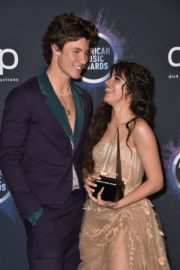 Camila Cabello and Shawn Mendes at 2019 American Music Awards in Los Angeles 2019/11/24 5