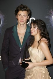Camila Cabello and Shawn Mendes at 2019 American Music Awards in Los Angeles 2019/11/24 10