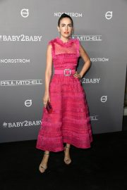 Camilla Belle attends 2019 Baby2Baby Gala by Paul Mitchell at 3LABS in Culver City 2019/11/09 1