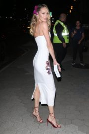 Candice Swanepoel and Jason Wu Outside Cipriani in New York City 2019/11/04 14