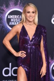 Carrie Underwood attends 2019 American Music Awards at Microsoft Theater in Los Angeles 2019/11/24 5