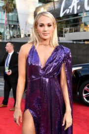 Carrie Underwood attends 2019 American Music Awards at Microsoft Theater in Los Angeles 2019/11/24 15