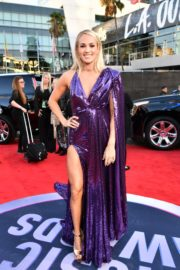 Carrie Underwood attends 2019 American Music Awards at Microsoft Theater in Los Angeles 2019/11/24 22