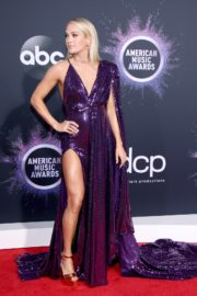 Carrie Underwood attends 2019 American Music Awards at Microsoft Theater in Los Angeles 2019/11/24 24