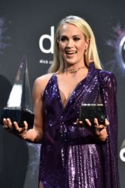Carrie Underwood attends 2019 American Music Awards at Microsoft Theater in Los Angeles 2019/11/24 27