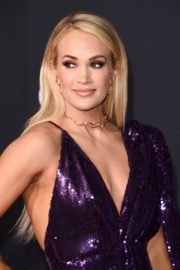 Carrie Underwood attends 2019 American Music Awards at Microsoft Theater in Los Angeles 2019/11/24 28