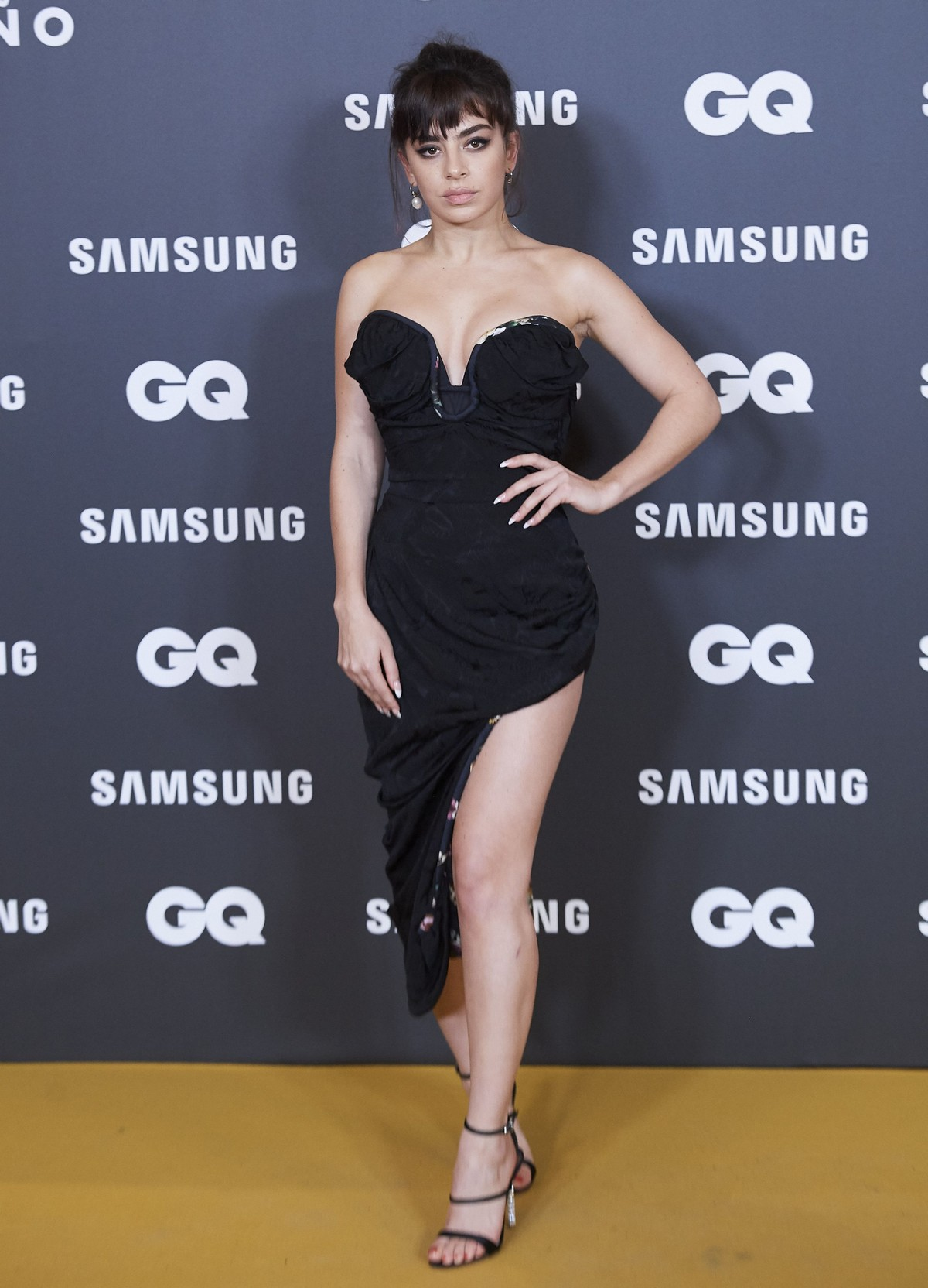 Charli XCX attends GQ Men of the Year Awards in Madrid 2019/11/21 1