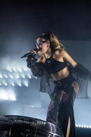 Charli XCX performs live in concert at Astra in Berlin 2019/11/09 4