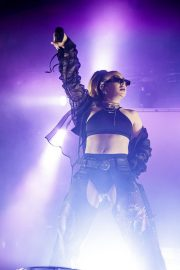 Charli XCX performs live in concert at Astra in Berlin 2019/11/09 8