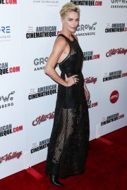 Charlize Theron attends 33rd American Cinematheque Award Presentation 2019/11/08 13