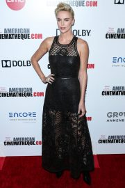Charlize Theron attends 33rd American Cinematheque Award Presentation 2019/11/08 14