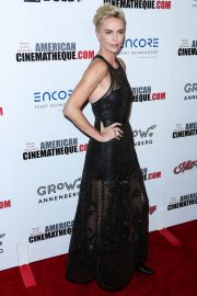 Charlize Theron attends 33rd American Cinematheque Award Presentation 2019/11/08 15