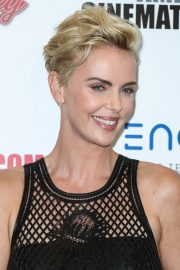 Charlize Theron attends 33rd American Cinematheque Award Presentation 2019/11/08 16