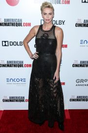 Charlize Theron attends 33rd American Cinematheque Award Presentation 2019/11/08 17