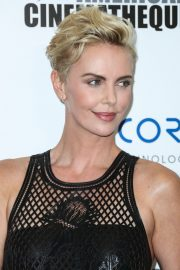 Charlize Theron attends 33rd American Cinematheque Award Presentation 2019/11/08 19