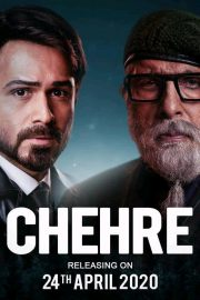 Chehre Poster: Amitabh Bachchan and Emraan Hashmi's Film 'Chehre' First Look Poster Has Revealed 1