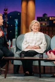 Chelsea Clinton attends The Late Late Show with James Corden in Hollywood 2019/11/05 2