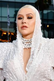 Christina Aguilera attends 2019 American Music Awards at Microsoft Theater in Los Angeles 2019/11/24 7
