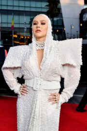 Christina Aguilera attends 2019 American Music Awards at Microsoft Theater in Los Angeles 2019/11/24 8