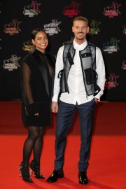 Christina Milian and Matt Pokora attends 21st NRJ Music Awards in Cannes, France 2019/11/09 4
