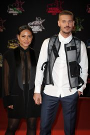 Christina Milian and Matt Pokora attends 21st NRJ Music Awards in Cannes, France 2019/11/09 6