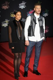 Christina Milian and Matt Pokora attends 21st NRJ Music Awards in Cannes, France 2019/11/09 7