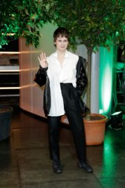 Christine and the Queens attends International Music Awards 2019 in Berlin 2019/11/22 2