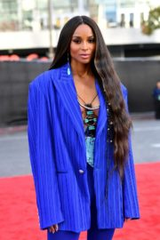 Ciara attends 2019 American Music Awards at Microsoft Theater in Los Angeles 2019/11/24 1