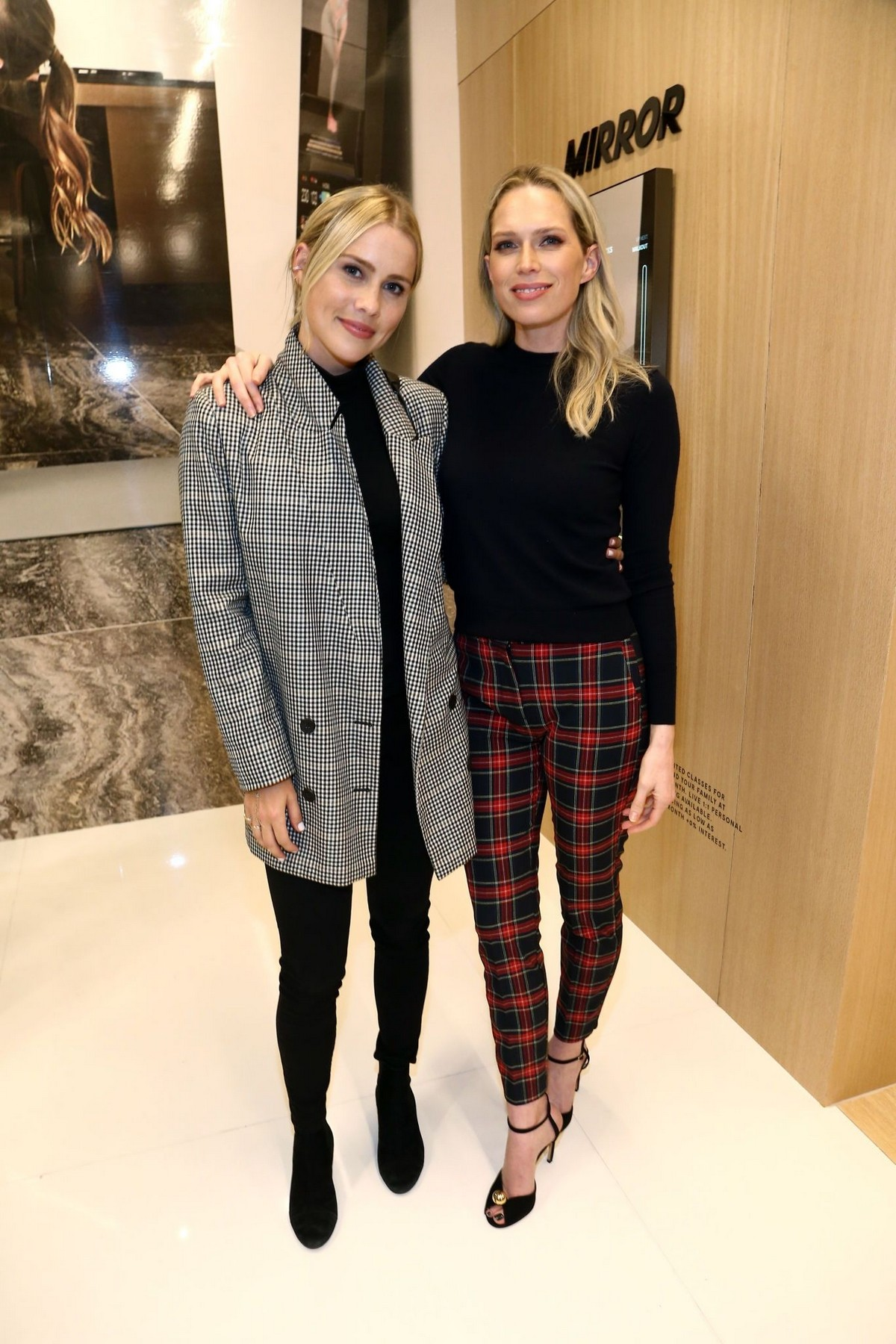 Claire Holt arrives MIRROR Westfield Century City Grand Opening Event at Westfield Century City 2019/11/19 2