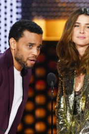Cobie Smulders and Michael Ealy attend 2019 American Music Awards at Microsoft Theater in Los Angeles 2019/11/24 6