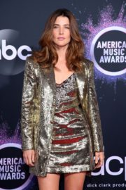 Cobie Smulders attends 2019 American Music Awards at Microsoft Theater in Los Angeles 2019/11/24 8
