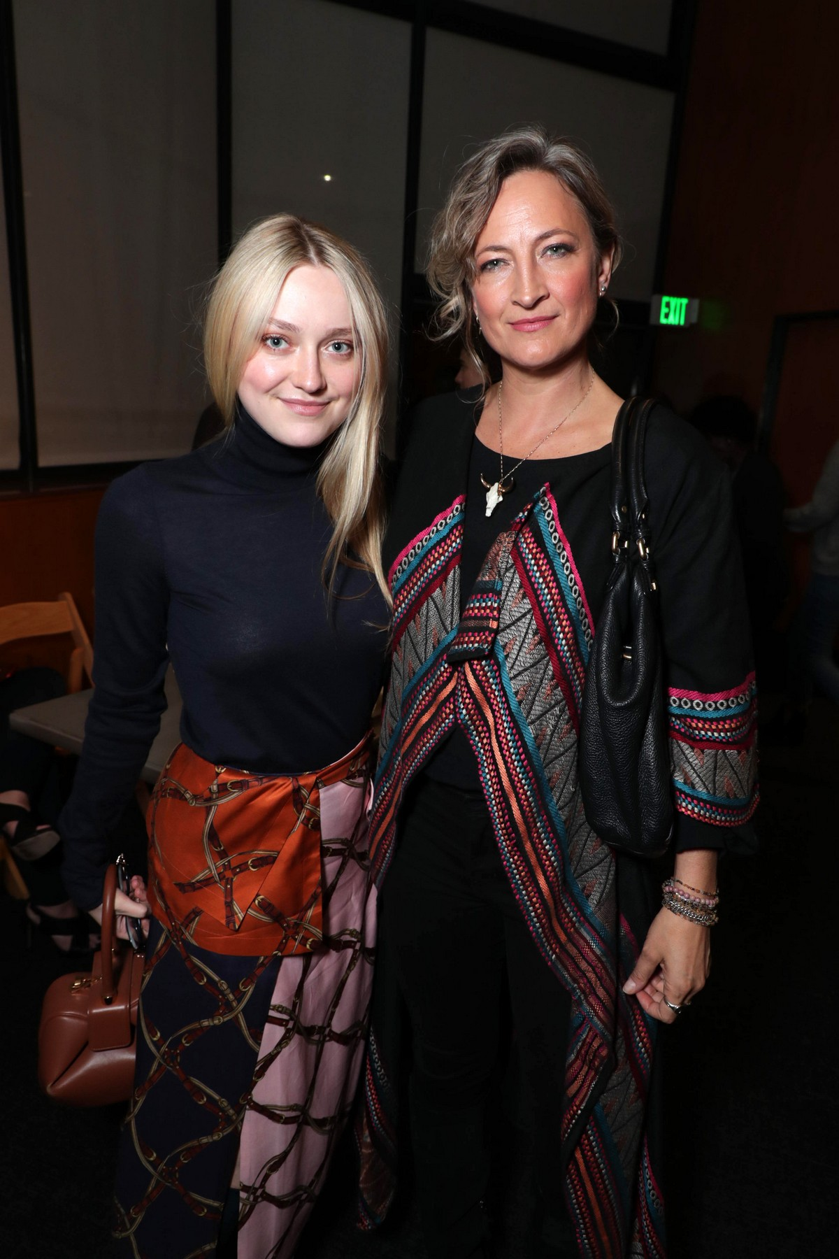 Dakota Fanning attends 'Once Upon a Time in Hollywood' Special Screening in Los Angeles 2019/11/21 3