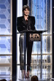 Dakota Johnson on Stage at 23rd Annual Hollywood Film Awards in Los Angeles 2019/11/03 5