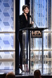 Dakota Johnson on Stage at 23rd Annual Hollywood Film Awards in Los Angeles 2019/11/03 6