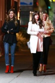 Dakota Johnson with Her Friends out for Dinner in Los Feliz 2019/11/23 3
