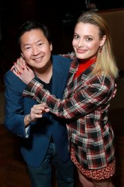 Dan Harmon, Gillian Jacobs, and Ken Jeong at Vulture Festival in Hollywood 2019/11/10 4