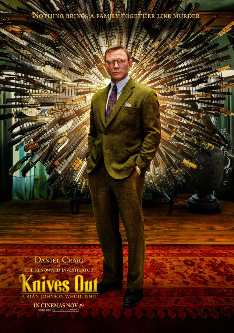 Daniel Craig and Chris Evans 'Knives Out' is releasing in India on 29 November 2019 1